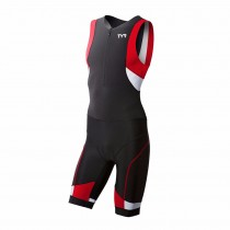 TYR Mens Competitor trisuit With Front Zipper