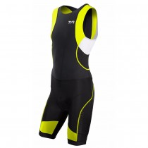 TYR  Mens Competitor trisuit With  Back Zipper